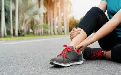 Verandering van de voetmorfologie na een lange hardloopafstand