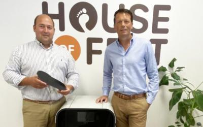 Brugs orthopedisch bedrijf heeft Belgische primeur met 3D-printer voor steunzolen